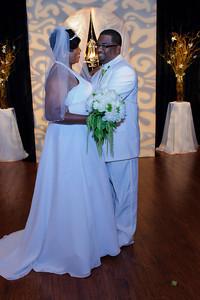 Santrina & Robert Wedding - Formals