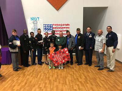 Mission Ridge Elementary Veterans Day