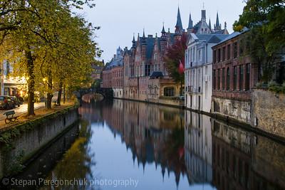 Bruges channels