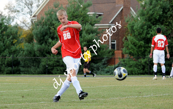 Manual -vs- Ballard Soccer Freshmen