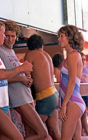 Club Med Haiti February 1981