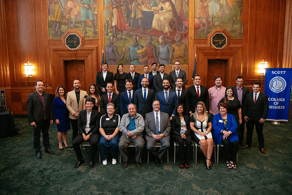 FGV Brazilian Students Group Photo, 2019