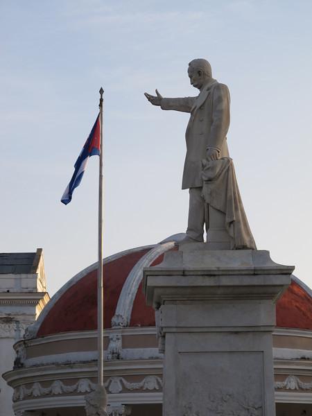 Jose Marti Memorial, Cienfuegos