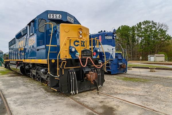 Southeastern Railroad Museum