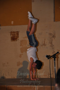 Rachel Talent show