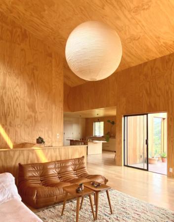 Modern treehouse, Topanga Canyon