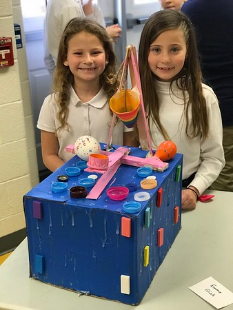 Assembly Presentations - Interactive STEAM Challenge