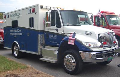 Forsyth Medical Center (Novant Health) Critical Care Transport