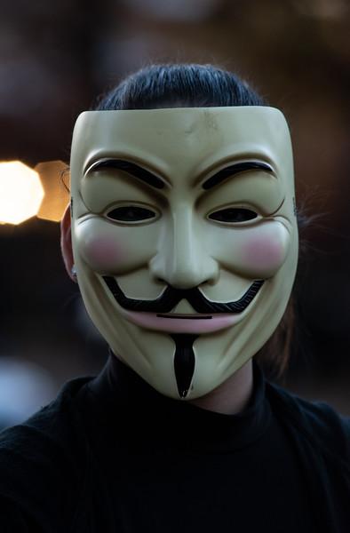 Mask Traverse City 2018