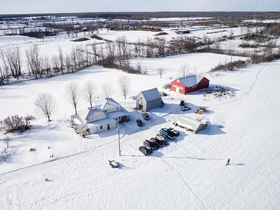 Ontario Country Property in Winter - KAP 2016-19