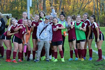 Varsity Girls Soccer vs Kolbe Cathedral - 10/24/2019