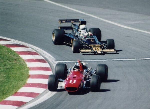 Ferrari 312-68 Amon 1969 and Lotus 76-2 Ickx 1976.jpg