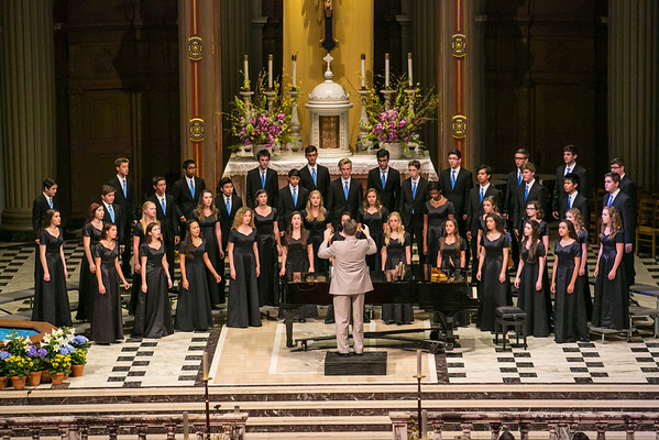 16. Pacific Ridge School Concert Choir
