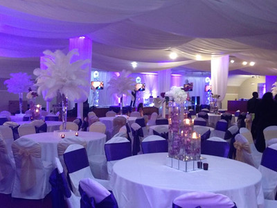 Drapery Events