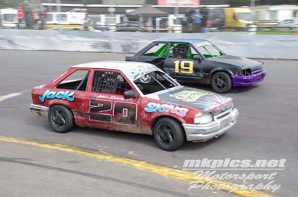 Incarod Midland Championship, Northampton 20 August