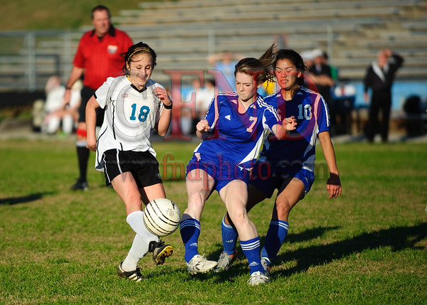 Ragsdale vs Trinity Girls Soccer