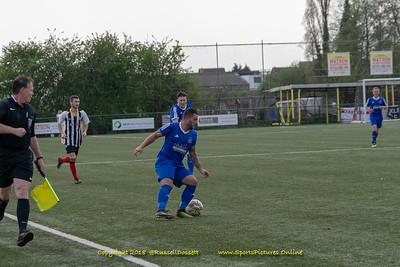 Yaxley Vs St Andrews 10-0
