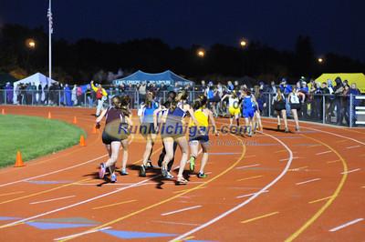 Girls' 3200 Meters - 2013 Oakland County Track Meet