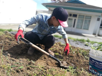 S27 - Community Garden Day