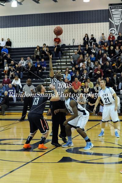 Battle of the Burn: Game 2 - Briar Woods @ Stone Bridge -12/27/2011 (Boys)