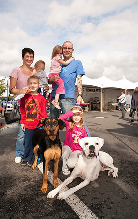PAWSITIVE ALLIANCE: COOL CANINES & FABULOUS FELINES adoption fairs 2010
