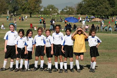 2006 Galaxy Girls Game 9
