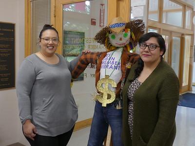 Annual Westmont Scarecrow Decorating Contest