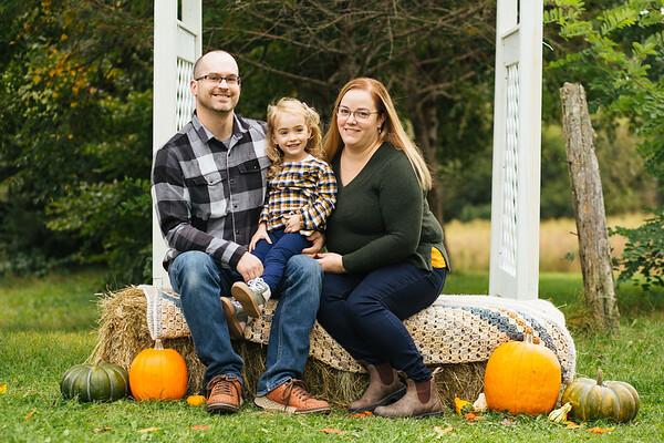 Fall Family Mini Sessions-The Bezansons