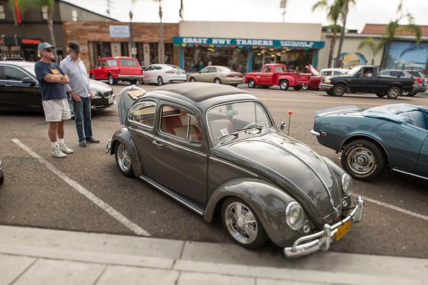 Encinitas 101 Car Night Sept 18, 2014