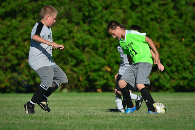 U10 Silver vs Lime Green June 18 2015