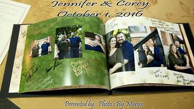 Jennifer & Corey Wedding Video