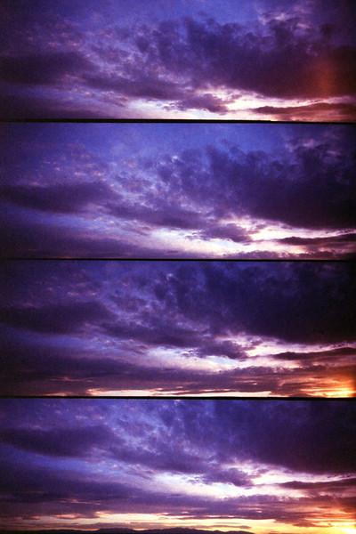 Sunset + Sunrise