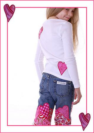 Anneli's Modeling Portfolio