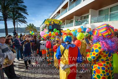 Desfile dos Palhaços 2016