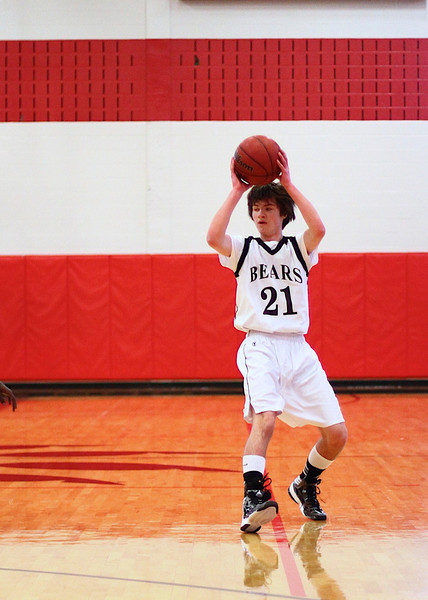 Chittenango Boys JV B'Ball