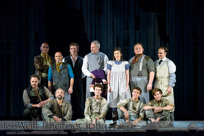 """""""Peter and the Starcatcher"""" Invited Dress Photos"""