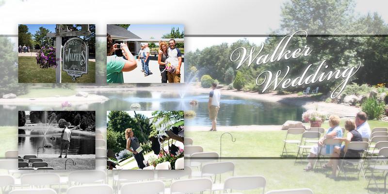 Walker Wedding Album