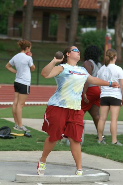 FSU Track and Field Camp 7-15-10