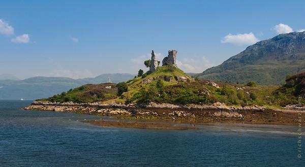 scotland: Kyleakin