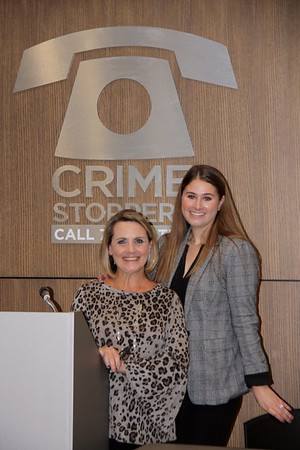 October 17 Fall Coffee & GM at Crime Stoppers