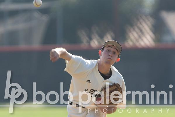 Oxy Baseball vs Alumni 1-25-14
