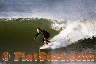 Surf at HB (smoke stacks) 102107 a.m.