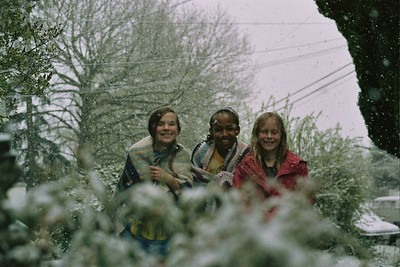 Good Grief - Snow in April 2008