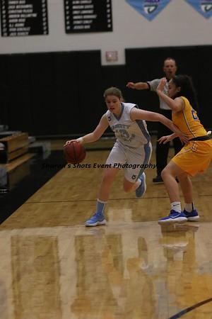 Girl's Basketball v OCP 2017