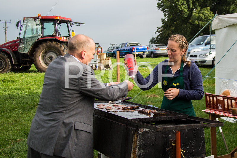 2016 Uttoxeter Ploughing Match