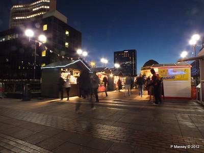 Frankfurt Christmas Market - Birmingham 5 Dec 2012