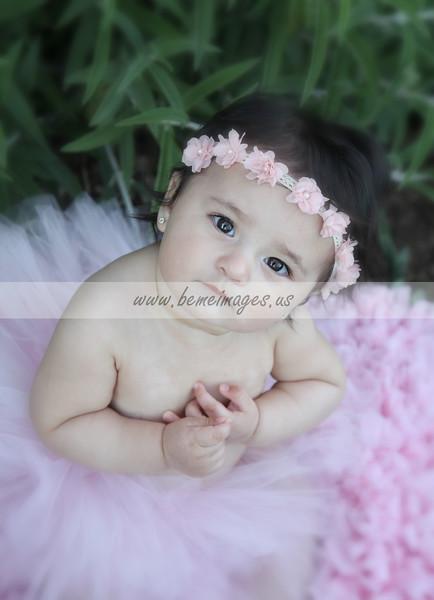 Valentina 7 months