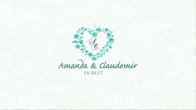 Amanda&claudemir 14-10-17