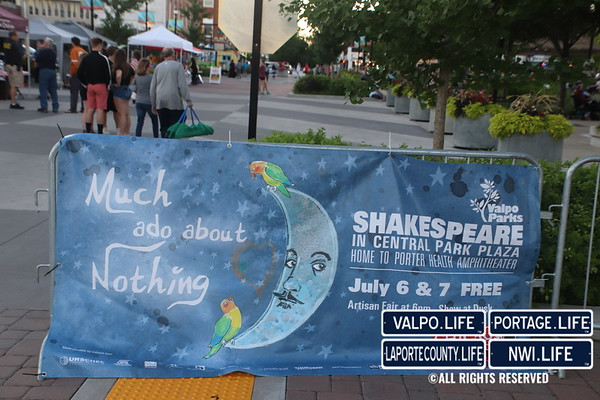 2018 Shakespeare in the Park