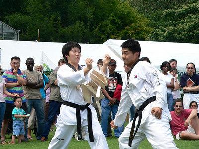 Taekwondo Demonstration